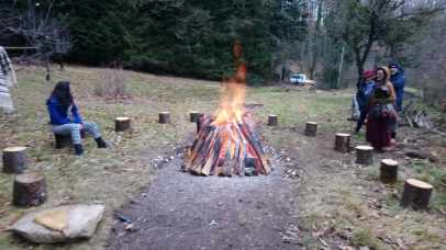 le feu temazcal